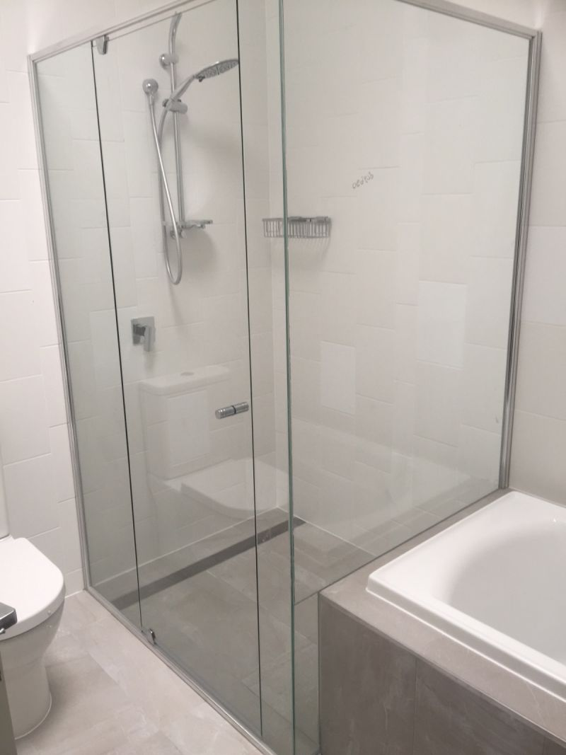 Custom Made Shower Screens